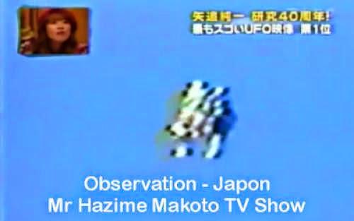 Observation Prsent La Tlvision Japonaise Lmission De Mr Hazime Makoto