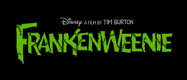 Tim Burton's Frankenweenie movie