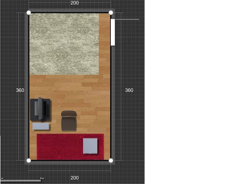 Construindo meu Home Studio - Isolando e Tratando Projeto%2520Sala