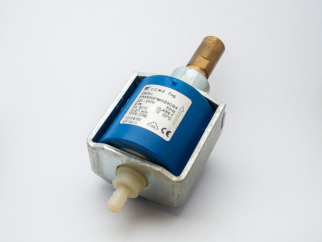 Original Ceme E505 pump.