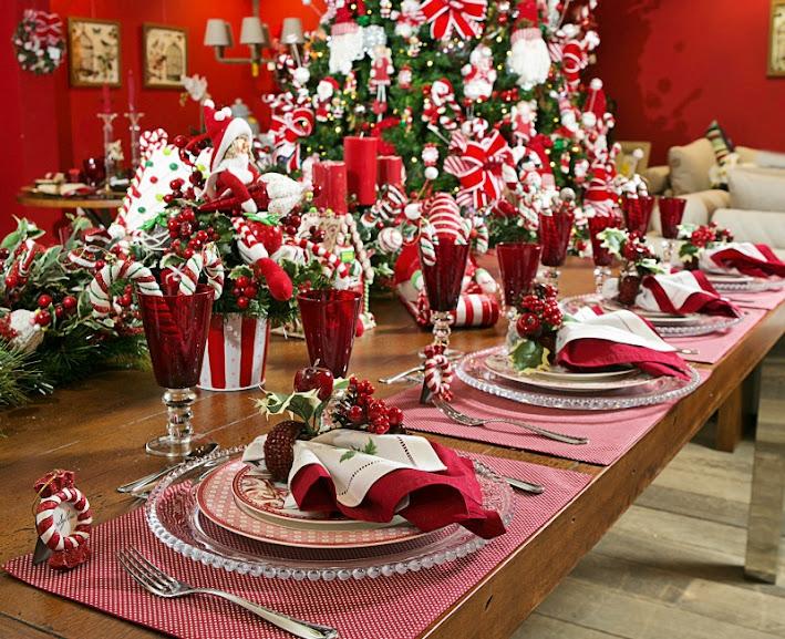 Ideias De Natal ~ Ideias de decoraç u00e3o de Natal