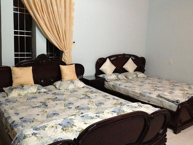 Cho thuê Biệt thự nghỉ dưỡng Vũng Tàu với phòng chất lượng khách sạn 3 sao