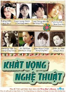 Khát Vọng Nghệ Thuật - Kwangki poster