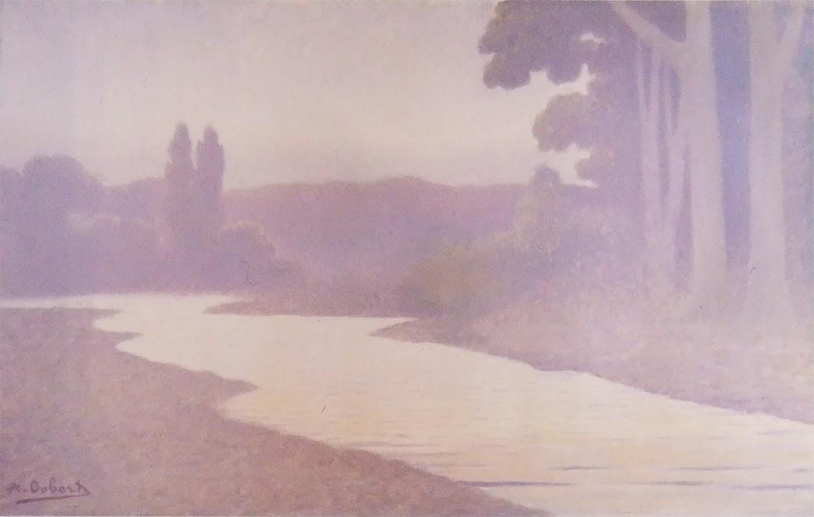 Alphonse Osbert - La Riviere