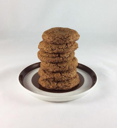 Snickerdoodles, miękkie ciasteczka, kakao, cynamon, deser, ciasteczka kakaowe