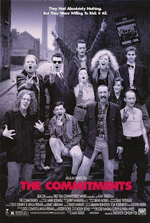 The Commitments, 1991, Cartel de cine