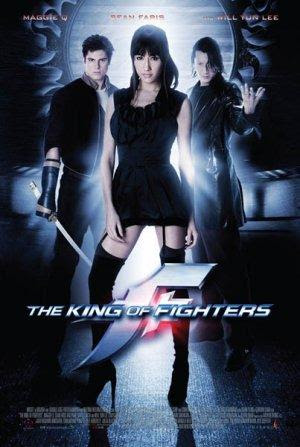 Ver The King of Fighters (2010) – Latino pelicula online