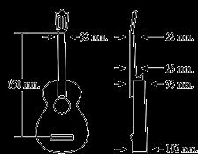 Đàn Guitar Almansa