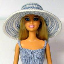 Шляпа для Барби