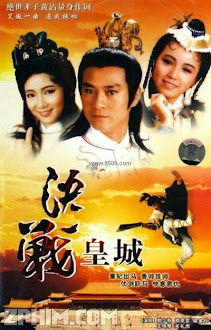 Quyết Chiến Hoàng Thành - The Sword and the Sabre (1988) Poster