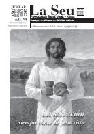 Hoja Parroquial Nº528 - La salvación siempre viene de Jesucristo. Iglesia Colegial Basílica de Santa María de Xàtiva - Sexto aniversario de la erección de la colegiata.