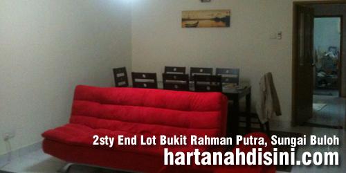 Post image for Bukit Rahman Putra, Sg Buloh