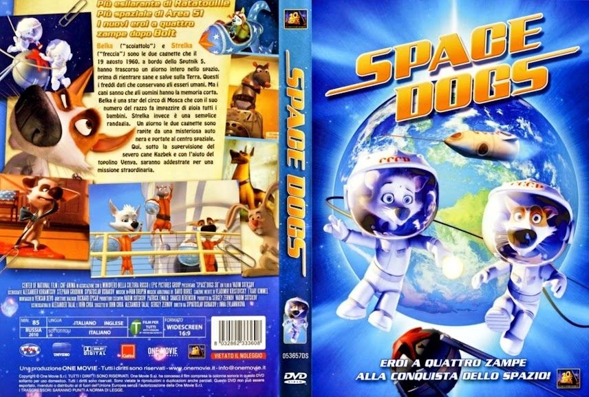 Baixar Filme space dogs Space Dogs Torrent (2012) DVDRip AVi Dublado