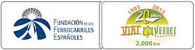 Más Vías Verdes, Menos CO2 - © Fundación de los Ferrocarriles Españoles