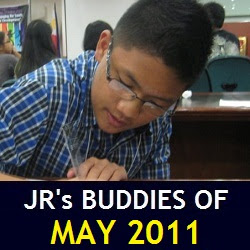 JR's Buddies of May 2011