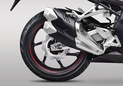 Honda CBR250RR Pô