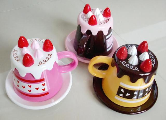 kue tart unik | istana kue unyu-unyu