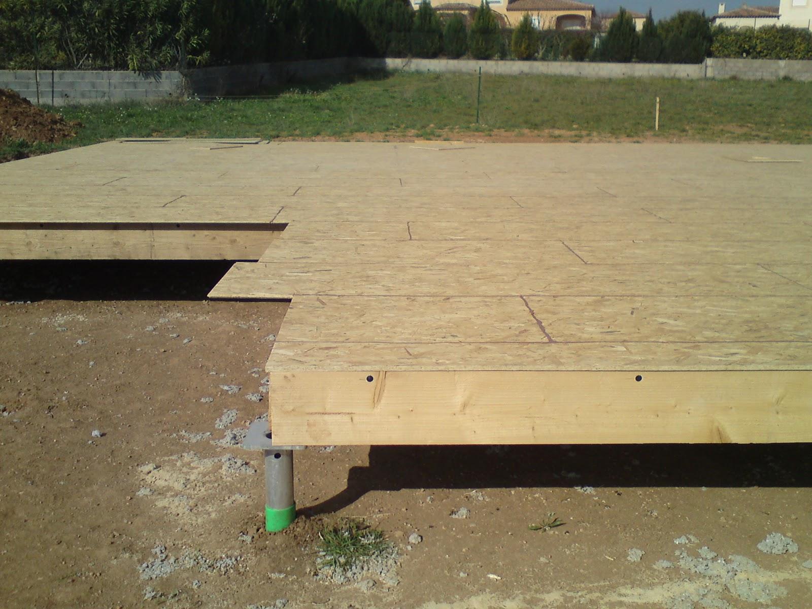 Construction maison cologique bois bbc mars 2011 for Carport dach decken