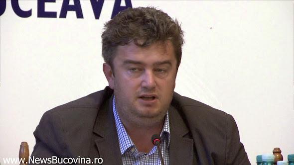 Ioan Cătălin Nechifor, președinte Consiliul Județean Suceava, președinte PSD Suceava