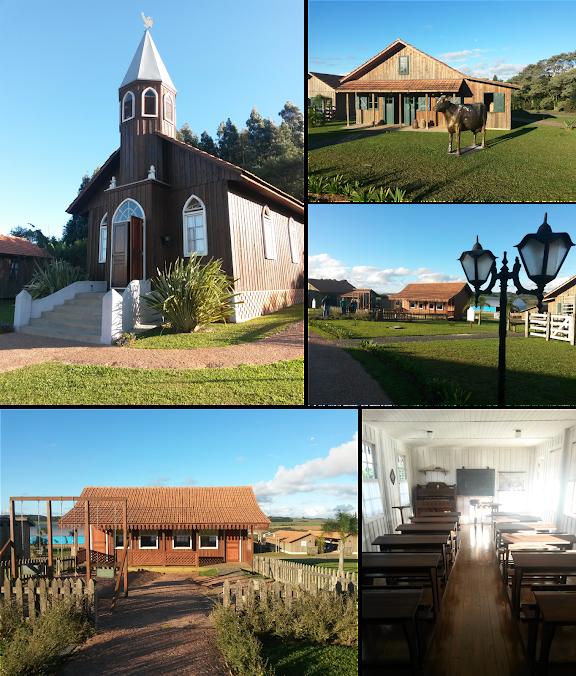 Vila Histórica Carambeí