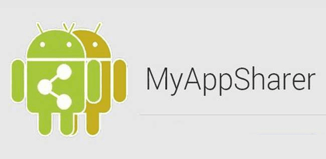 MyAppSharer: Comparte aplicaciones de Android