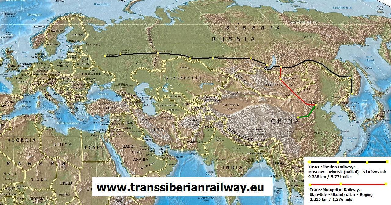 an analysis of the trans siberian railroad Uranium: war, energy, and the rock  war, energy, and the rock that shaped the world  from the frigid trans-siberian railroad to the antiquated.