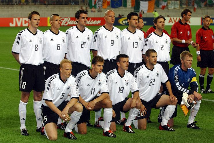 nationalmannschaft 2002