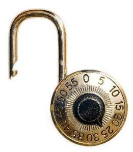 Ổ khóa không những an toàn mà còn phải đẹp nữa