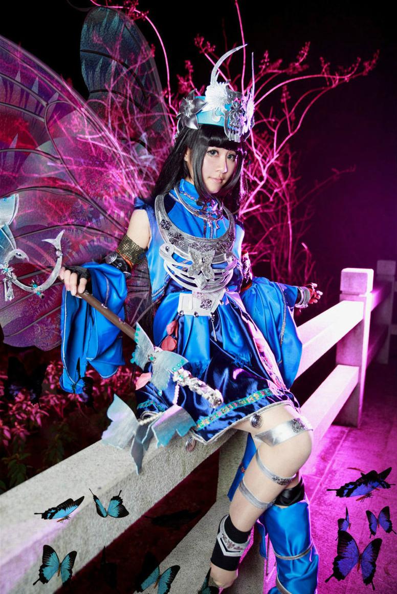 Nữ hiệp Ngũ Độc phiêu cùng sắc tím mộng mơ