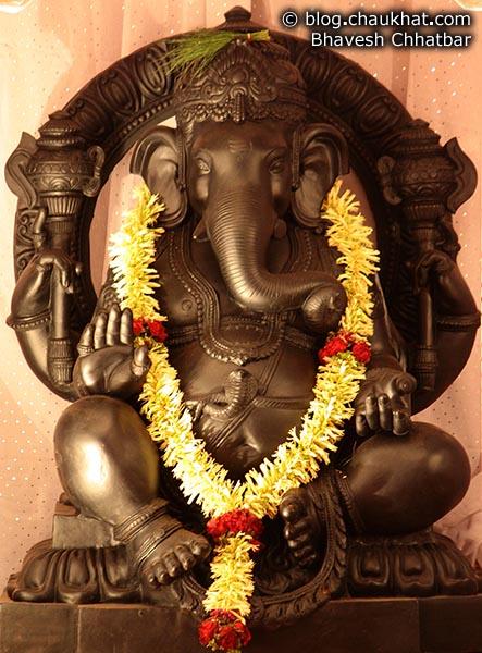 Ganpati photos from Pune during Pune Ganesh Utsav - Makrand Mitra Mandal Shaniwar Peth