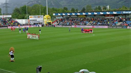 CASHPOINT ARENA, Schnabelholz 1, 6844 Altach, Österreich, Stadion, state Vorarlberg