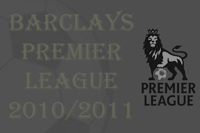 Barclays premiership Fixtures, Barclays Premier League