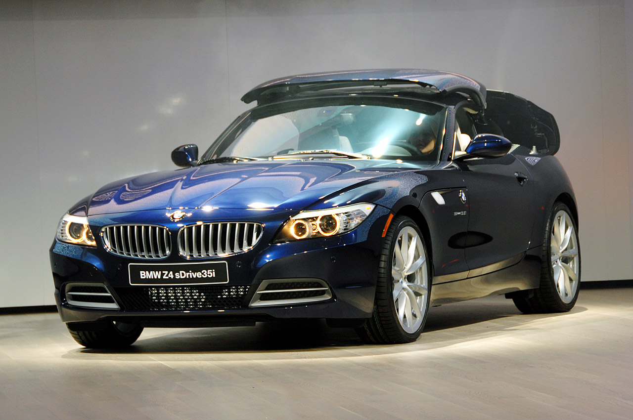 Car Series Bmw Z4 2012 Offers New Cars Reviews Shows