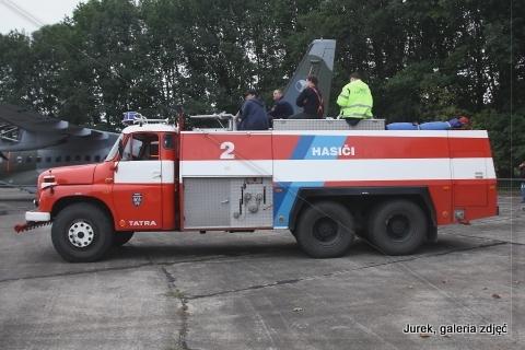 Tatra, samochód strażacki (Czechy).