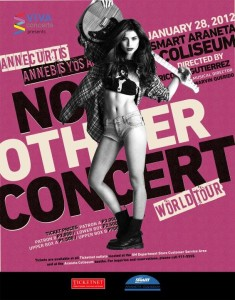 Anne Curtis in: No Other Concert