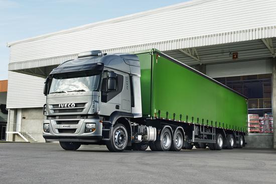 O Novo Iveco Stralis chegou com cinco opções de motorização e garantia de quatro anos stralisgama