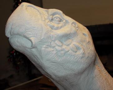 henry the tortoise sculpture