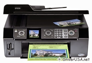 download Epson Stylus CX9400Fax printer's driver