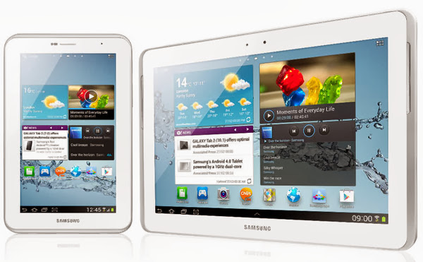 Samsung Galaxy Tab 2 Wifi 8 GB