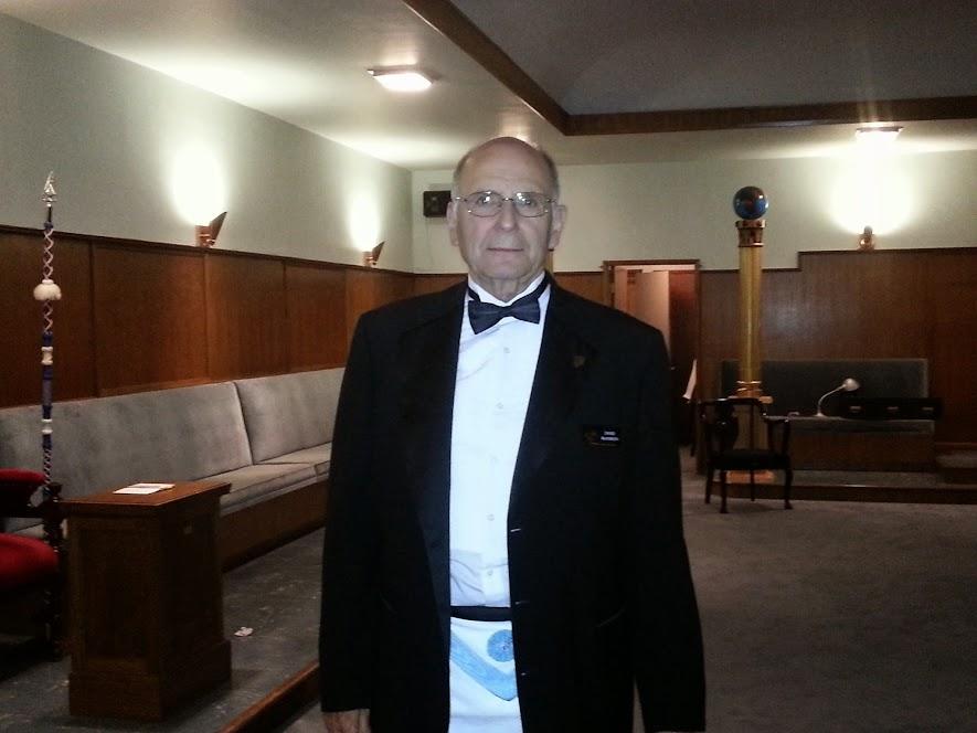 Senior Steward