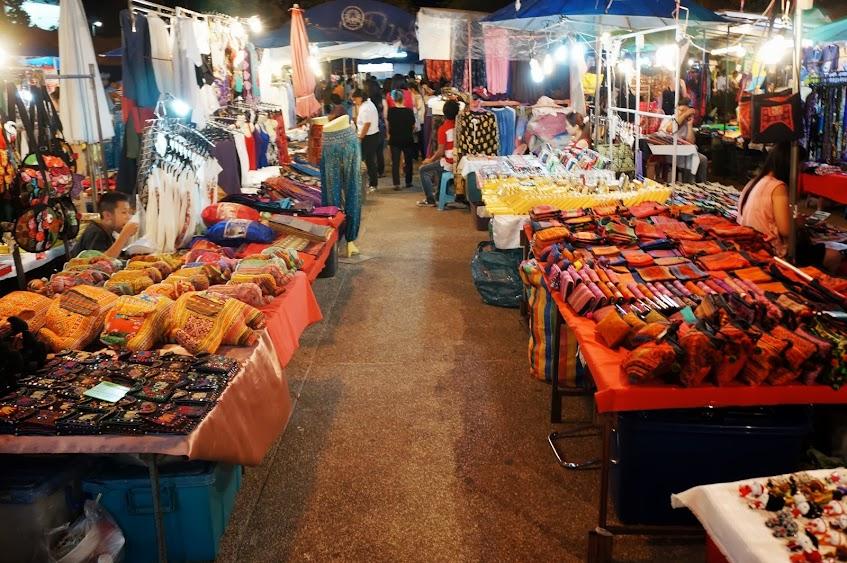 Chiang Mai night market random stuff