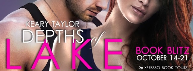 Book Blitz: Depths Of Lake By Keary Taylor