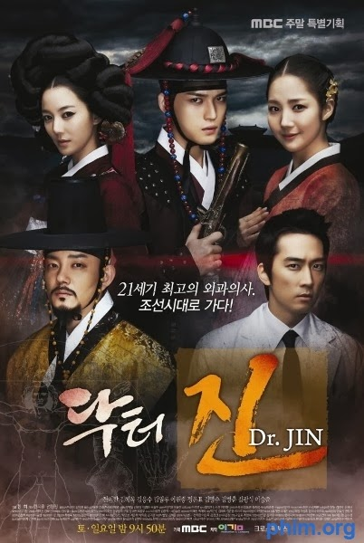 Phim Bác sĩ Jin-Time Slip Dr. Jin
