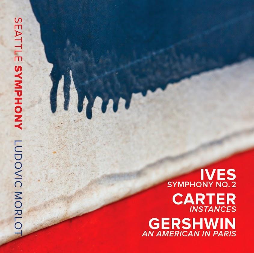 IVES / CARTER / GERSHWIN
