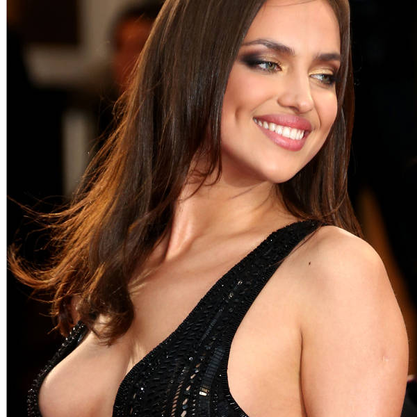 Cristiano Ronaldo's girlfriend and the face of Sports Illustrated Swimsuit issues Irina Shayk is 64th on the list. The diva was recently in news when she nearly exposed her breast during the recently concluded Cannes Festival.