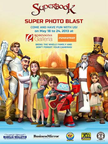Superbook Super Photo Blast