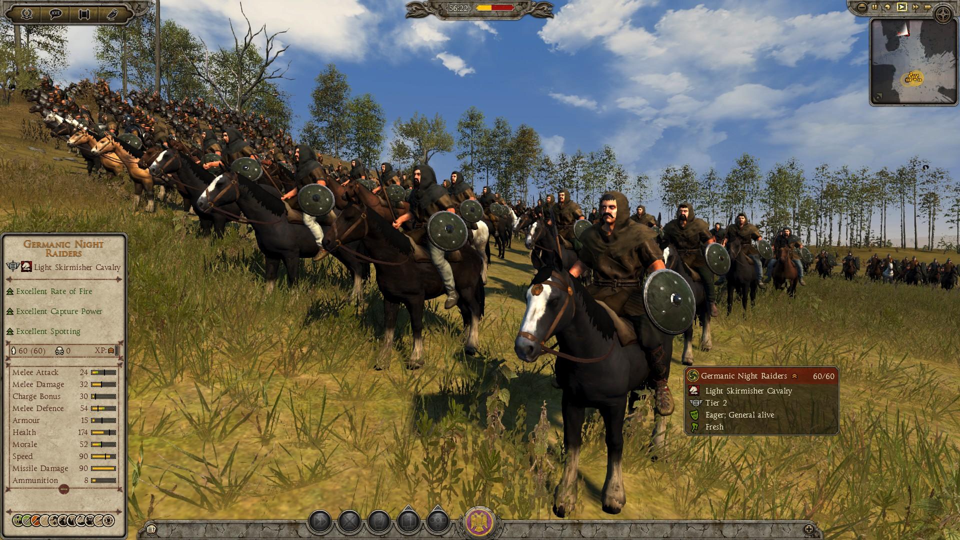 Germanic Night Raiders