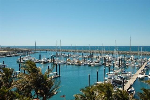Blue Lagoon in Mackay city centre