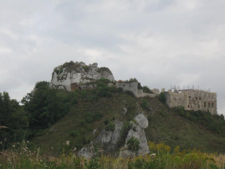 Zamek Rabsztyn dzisiaj