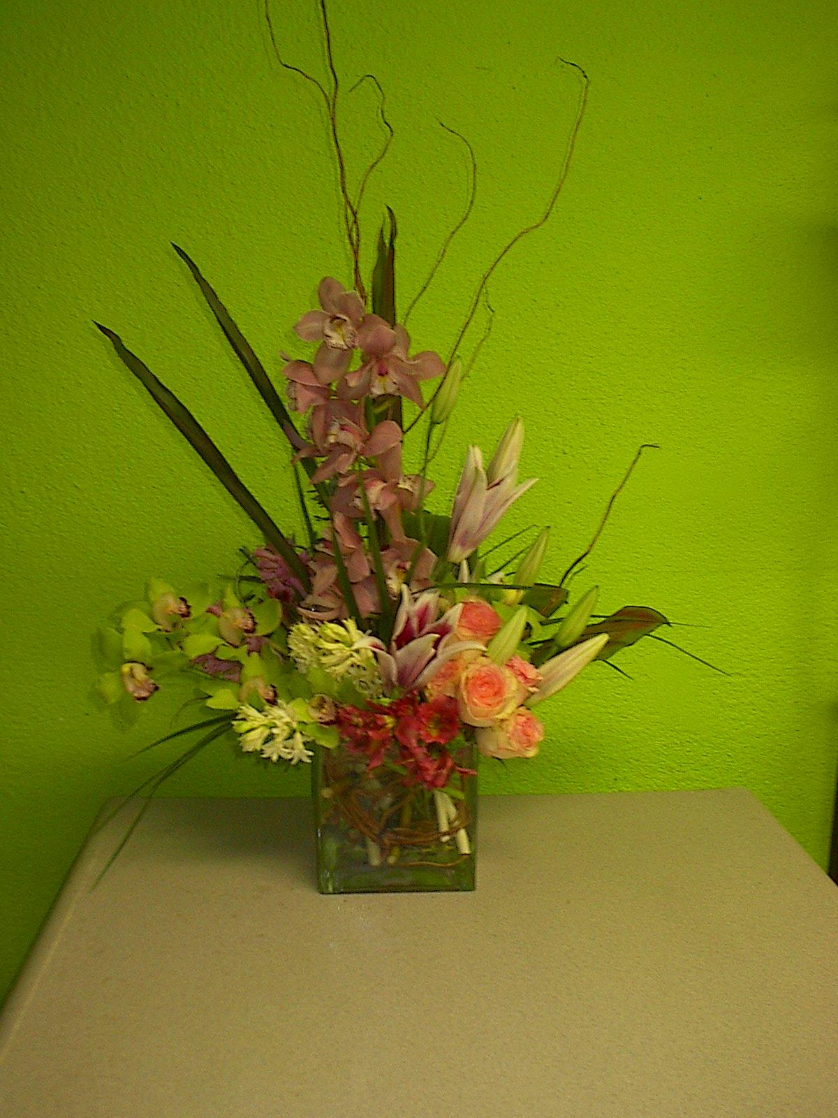 Las Vegas Flowers Premier Event Florists March 2011